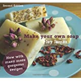 Make your own soap (2nd Edition): A full-colour, step-by-step, photographic guide to making soap.