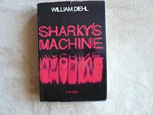 book cover of Sharky\'s Machine