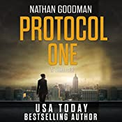 Protocol One: The Special Agent Jana Baker Spy-Thriller Series, Book 1 | Nathan Goodman