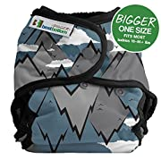 Bigger Best Bottom Reusable Cloth Diaper, Summit