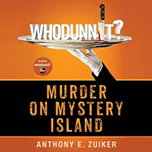 Whodunnit?: Murder on Mystery Island Audiobook