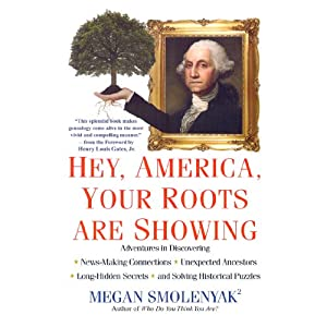 Hey, America, Your Roots Are Showing Audiobook