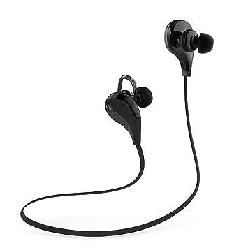 wscsr Bluetooth auriculares deporte auriculares inalámbricos estéreo auriculares in-ear con micrófono, Cancelación de