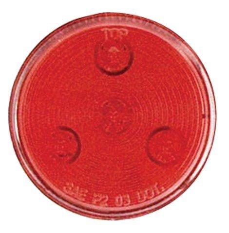2–1 5,1 cm LED Marker Clearance Licht Rot, Hersteller  Optronics, Hersteller Teilenummer  mcl-57rk ROT-ad, Lager Foto – Die tatsächliche Teile kann vary. von Optronics