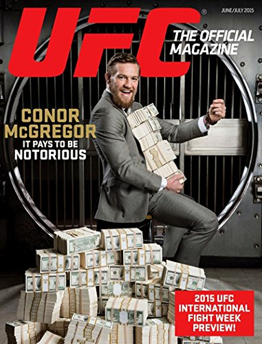 Ufc The Official Magazine - Magazine Subscription from Magazineline (Save 59%)
