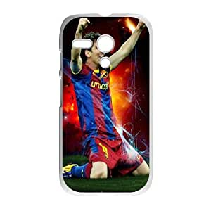 Lionel Messi For Motorola Moto G Cases Cover Cell Phone Cases STL544739