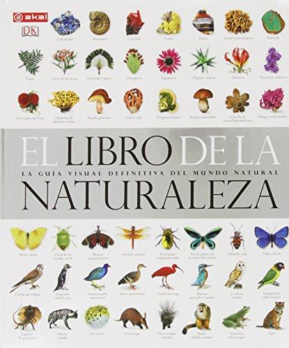 Descargar Libro El Libro De La Naturaleza: La Guía Visual Definitiva Del Mundo Natural David Burnie