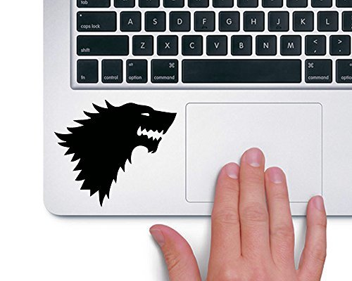 House of Stark Game of Thrones - Trackpad Apple Macbook