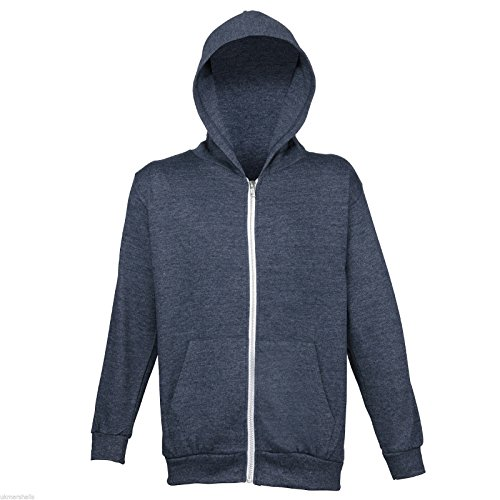 Ltd Hombre capucha Heather con sudadera Navy Absab 1S7Hd1