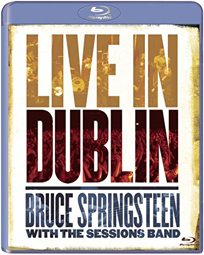 (Bruce Springsteen with the Sessions Band: Live in Dublin [Blu-ray])