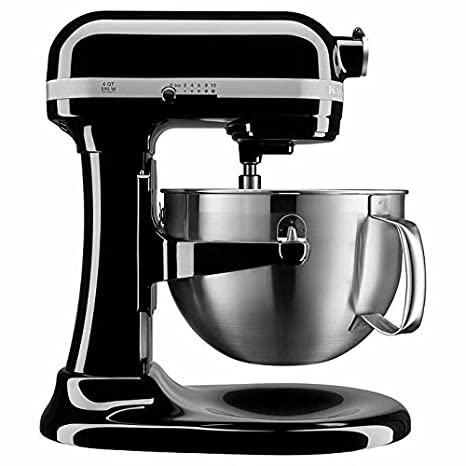 KitchenAid 6-quart Professional Bowl-lift Stand Mixer (Black)