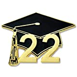PinMart's Class of 2022 Graduation Cap School Student Enamel Lapel Pin