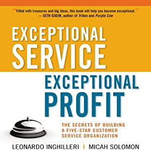 Exceptional Service, Exceptional Profit Hörbuch