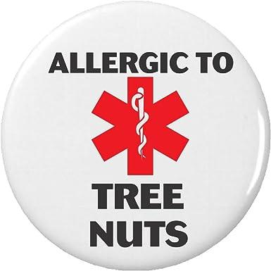 Amazon.com: Alérgico a Árbol Tuercas 2.25