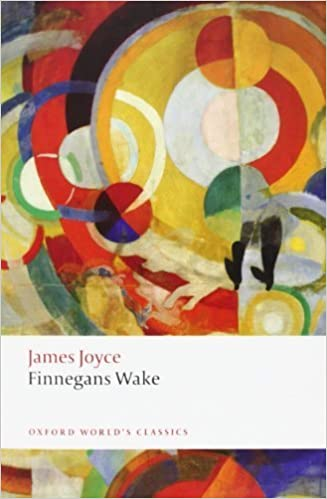 Image result for joyce finnegans wake oxford