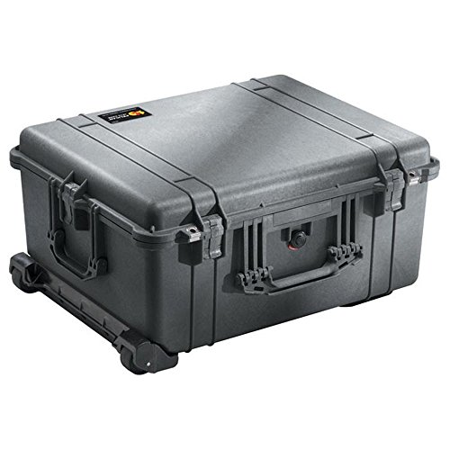 Pelican 1610 Case w/Pick 'N Pluck Foam by PELICAN
