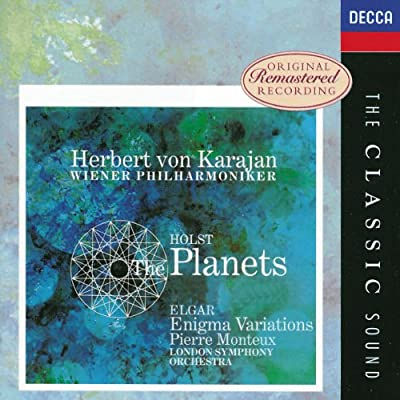 Holst: The Planets / Elgar: Enigma Variations
