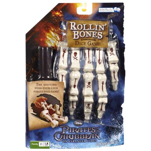 Pirates Rollin' Bones Dice Game by Jakks Pacific