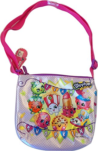 "Shopkins 6"" Small Crossbody hand Bag purse"