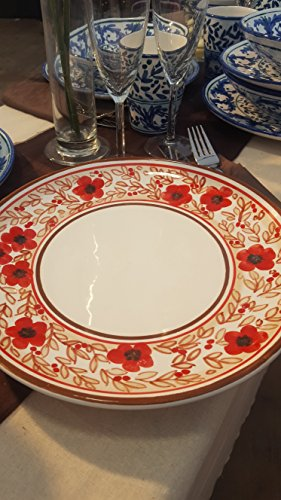 Dinner Plate with the
