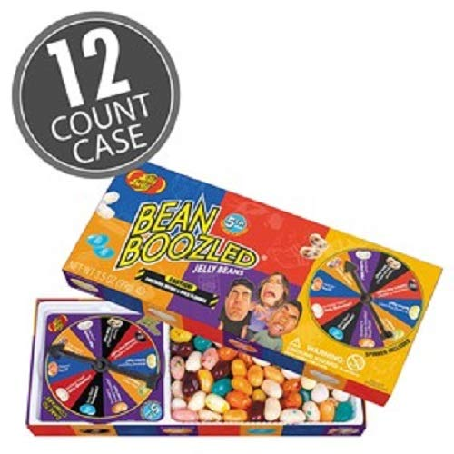 (Set/2) Jelly Belly Bean Boozled Jelly Beans Gift Box - Wild & Weird Flavors]()