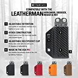 Clip & Carry Kydex Multitool Sheath for