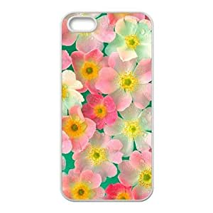 Petals Customized Cover Case for Iphone 5,5S,custom phone case ygtg517840 by runtopwell