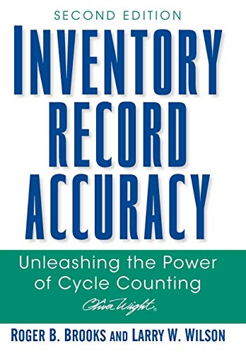 Inventory Record Accuracy: Unleashing the Power of Cycle ()