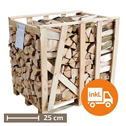 1 Raummeter Premium-Esche, 25cm Scheitlänge 25cm Scheitlänge Timber MacPom