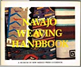 img - for Navajo weaving handbook (A Museum of New Mexico Press guidebook) book / textbook / text book
