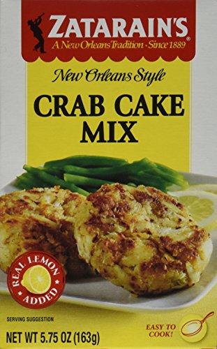 Zatarain's, Crab Cake Mix, 5.75 oz, Pack of ()