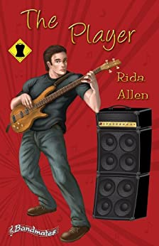 The Player (Bandmates Book 2) by [Allen, Rida]