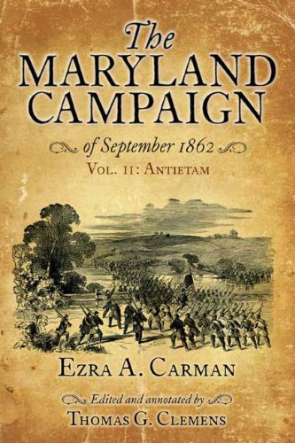 ((INSTALL)) The Maryland Campaign Of September 1862: Vol. II: Antietam. puede Lurer Image SECTOR Colon homes
