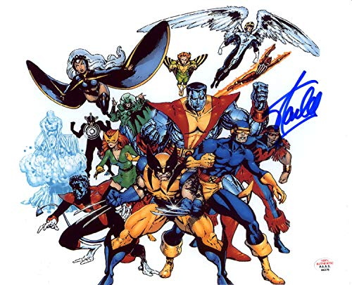 Stan Autographed 8x10 Photo - Stan Lee Signed Autographed 8