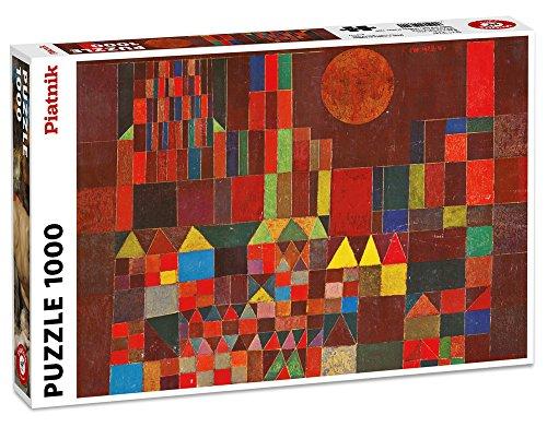 Piatnik Klee-Castle & Sun Puzzle