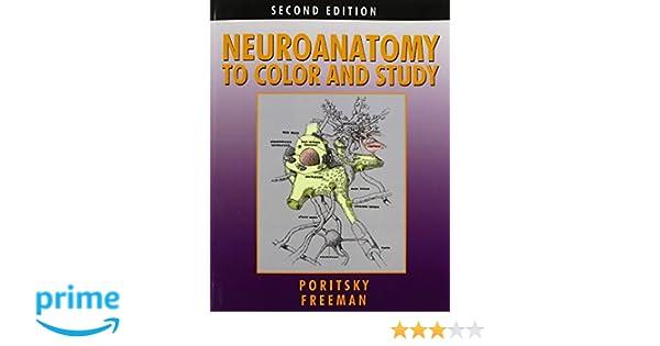 neuroanatomy to color and study 9780983578413 medicine health science books amazoncom - Neuroanatomy Coloring Book