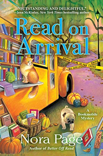 Read on Arrival: A Bookmobile Mystery