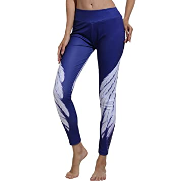 2414e88aa6457 Dioche Pantalones de Gimnasia para Mujeres