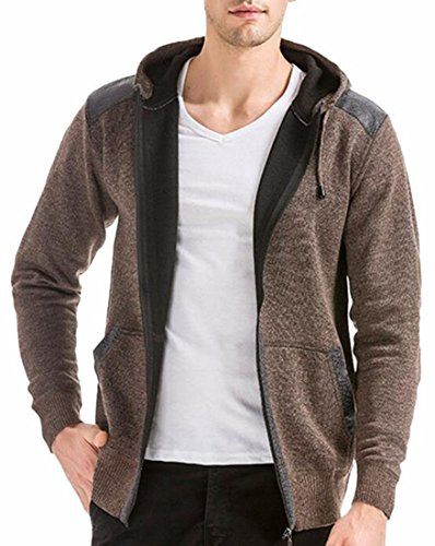 UK Windbreaker Hoodie Mens Coffee Autumn Jackets Coat Weight Light Outwear today w4FqdwS