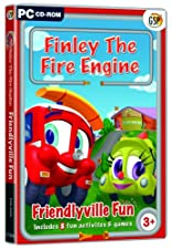 Finley the Fire Engine (PC CD) (UK)
