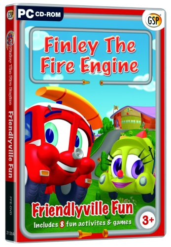 finley the fire engine - 8
