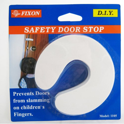 4PC Safety Door Stop Finger Baby Guard Pinch Protector Stopper Child Guards Home