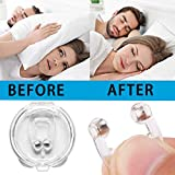 Latest Anti snoring Device Silicone Magnetic Anti