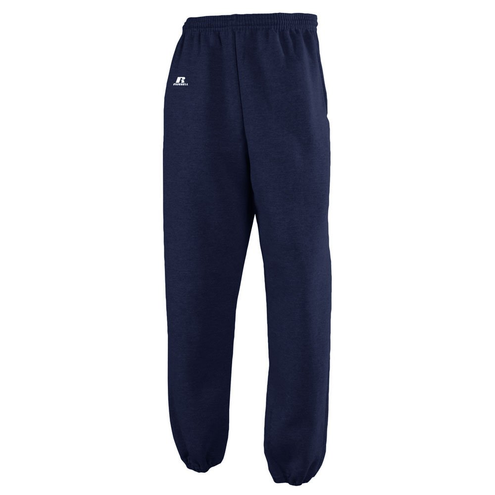 Russell Athletic Men's Dri-Power Closed-Bottom Fleece Pocket Pant, 029HBM0