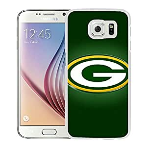 Unique Samsung Galaxy S6 Screen Case ,Popular And Durable Designed Case With Green Bay Packers 21 White For Samsung Galaxy S6 Phone Case Great Quality Cover Case