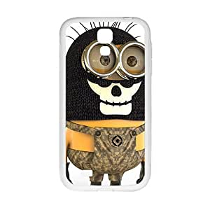 Happy Call of duty minion Case Cover For samsung galaxy S4 Case