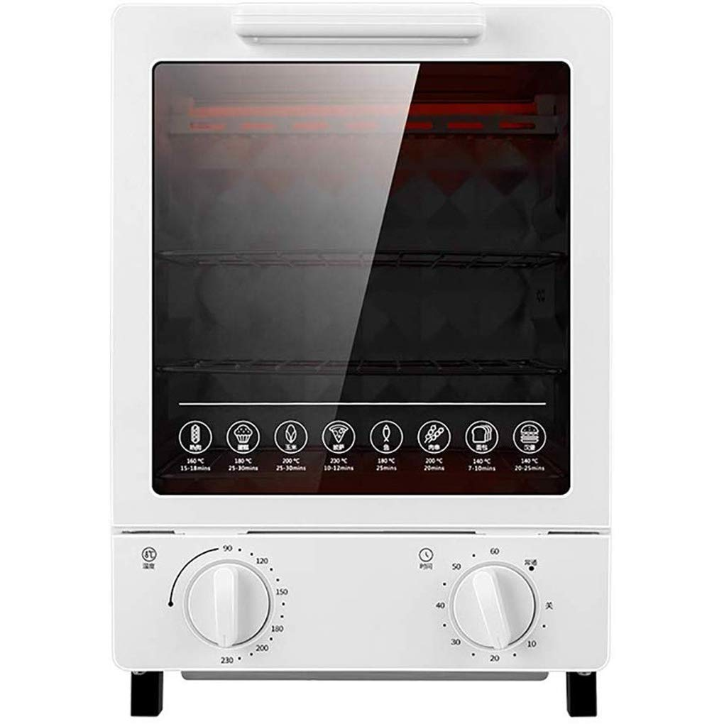 YHLZ Toaster Oven, 3 Layers Countertop Oven Automatic Toaster Ovenwith Precise Timing And Temperature Control, EvenlyBbaked And Fast Heating, For Fermentation And Baking