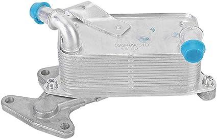 Gorgeri Motor de enfriador de aceite de transmisión, Radiador de ...