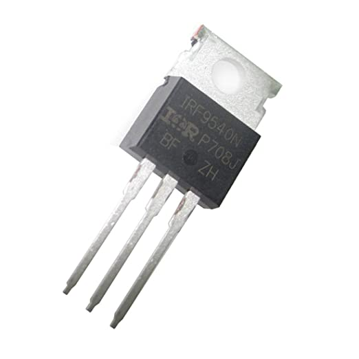 10PCS IRF9540 P-Channel Power mosfet 23A 100V TO-220 Z6 XG