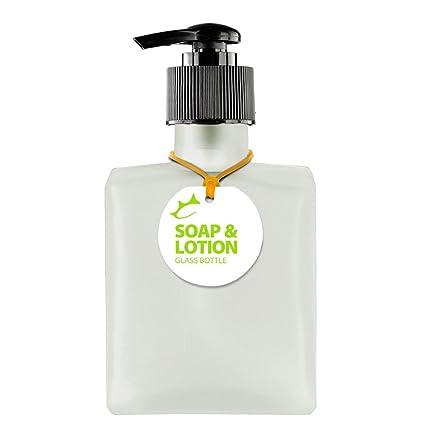 7311f34e46e4 Amazon.com: Couronne Company B5016PB10 Rio Recycled Glass Lotion or ...